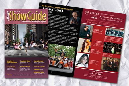 Atlanta ShowGuide - Greater Atlanta's Performing Arts Magazine