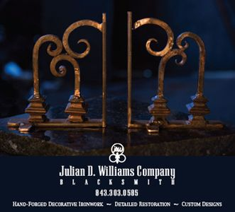 Julian Willimas Company - Blacksmith