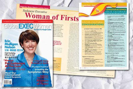 Global Exec Women Magazine
