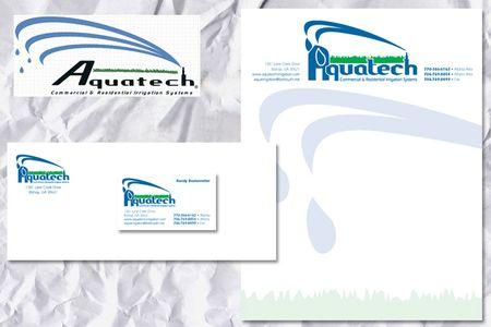 Aquatech Logo Rework