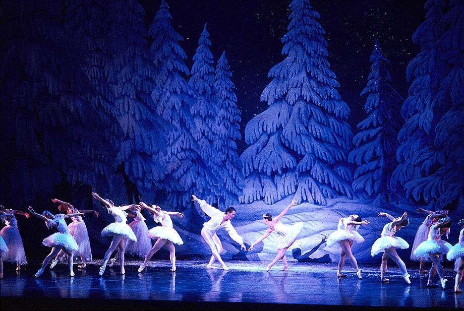 The Nutcracker Ballet - Popejoy Hall, University of New Mexico