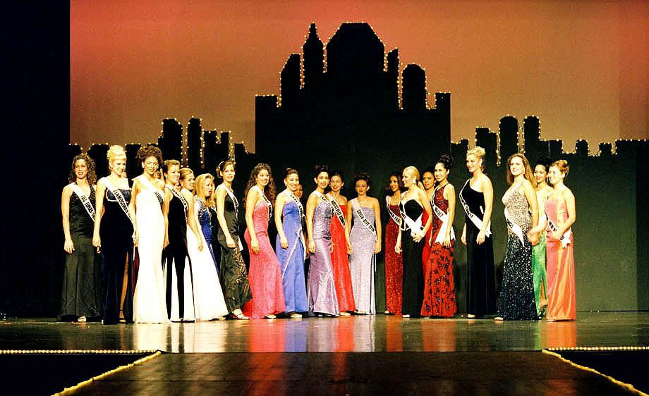 Beauty Pageant Photography