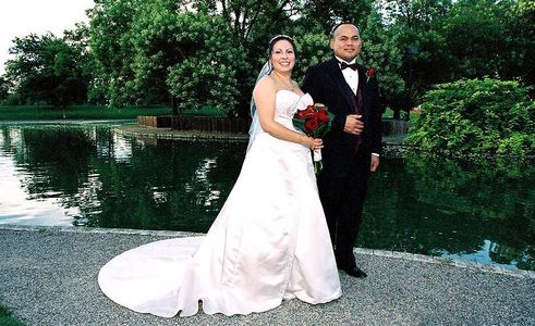 Wedding Photography Albuquerque NM - A beautiful wedding at The Duck Pond on the campus of The University of New Mexico
