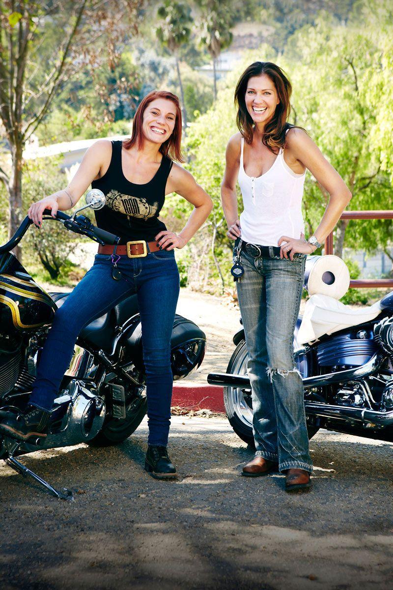 1katee_sackhoff_tricia_helfer_motorcycle