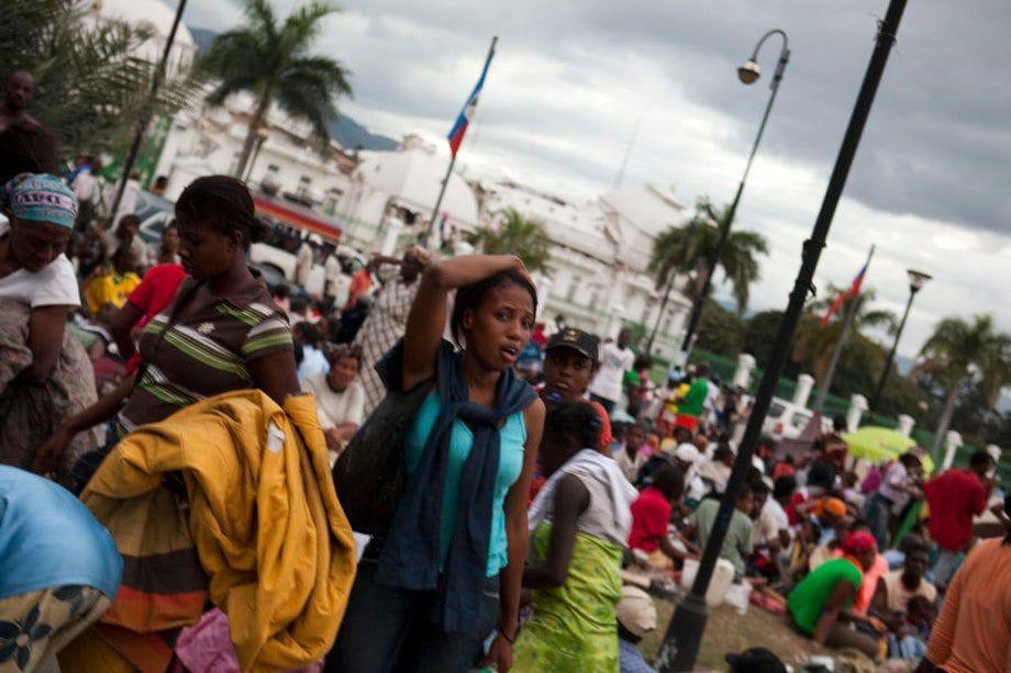 Haiti: January 12, 2010