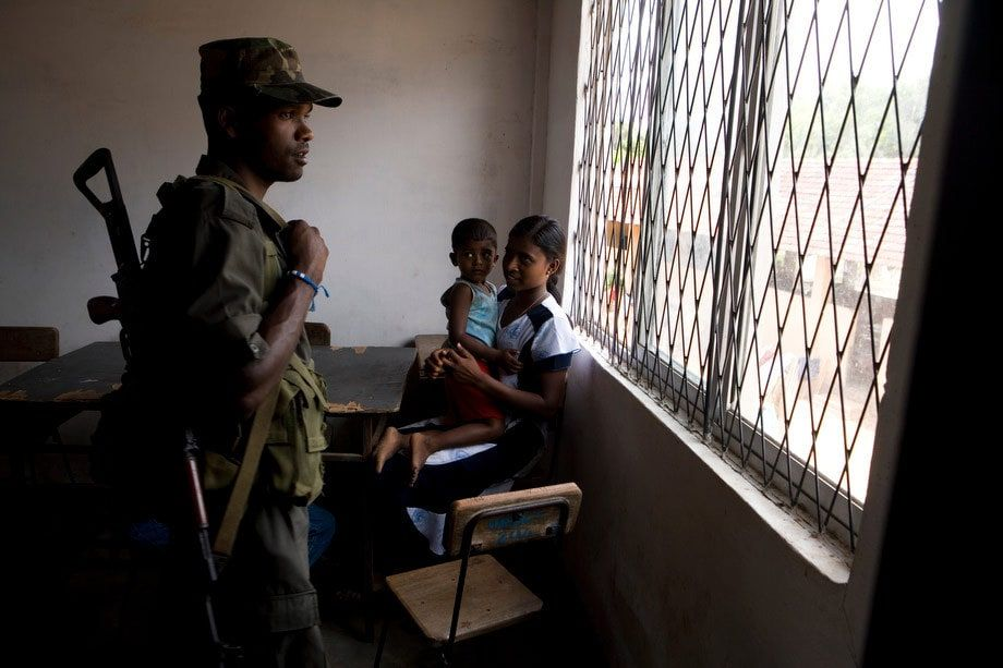The Fires Within: Sri Lankan Civil War