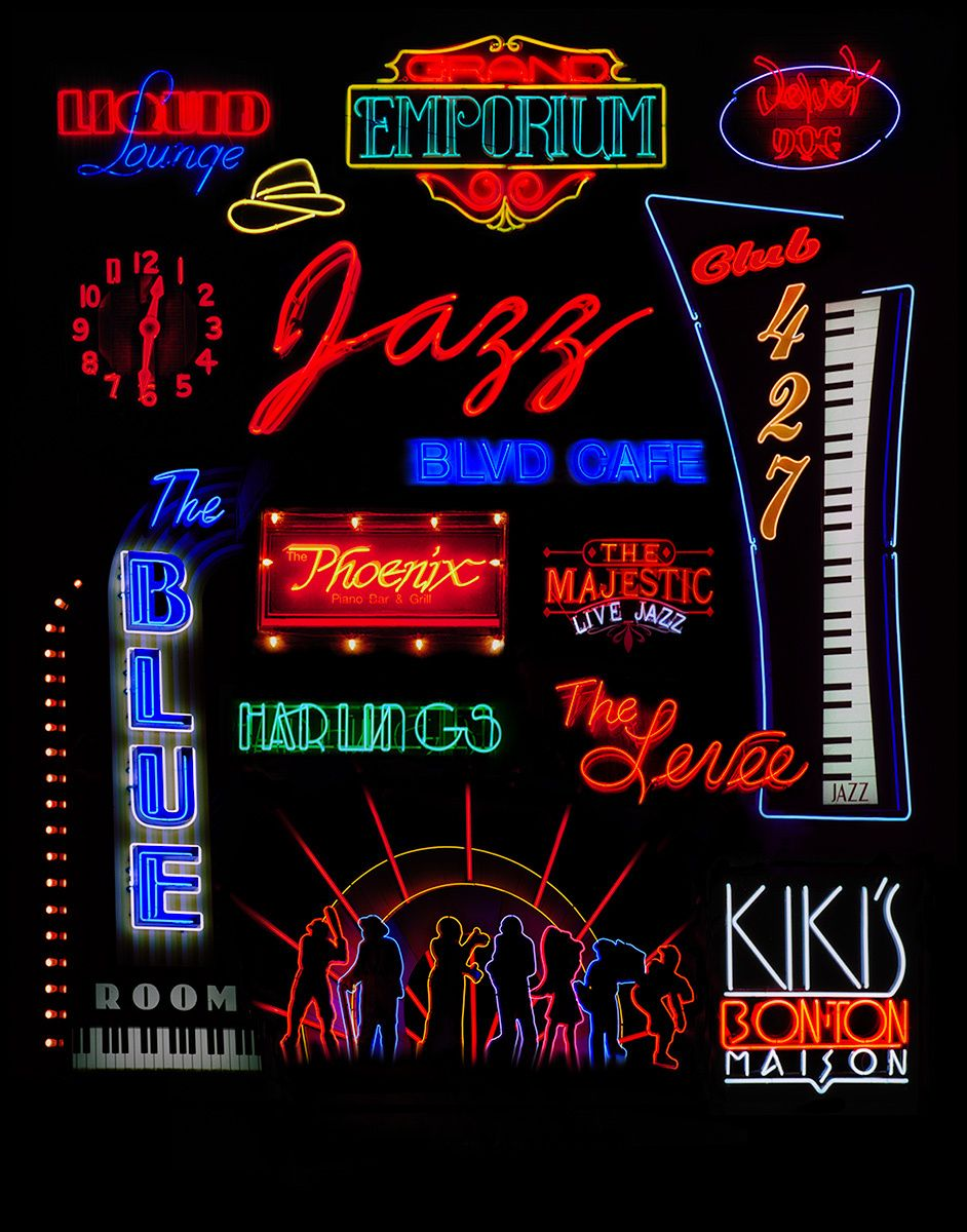 Nighmoods Kansas City Poster