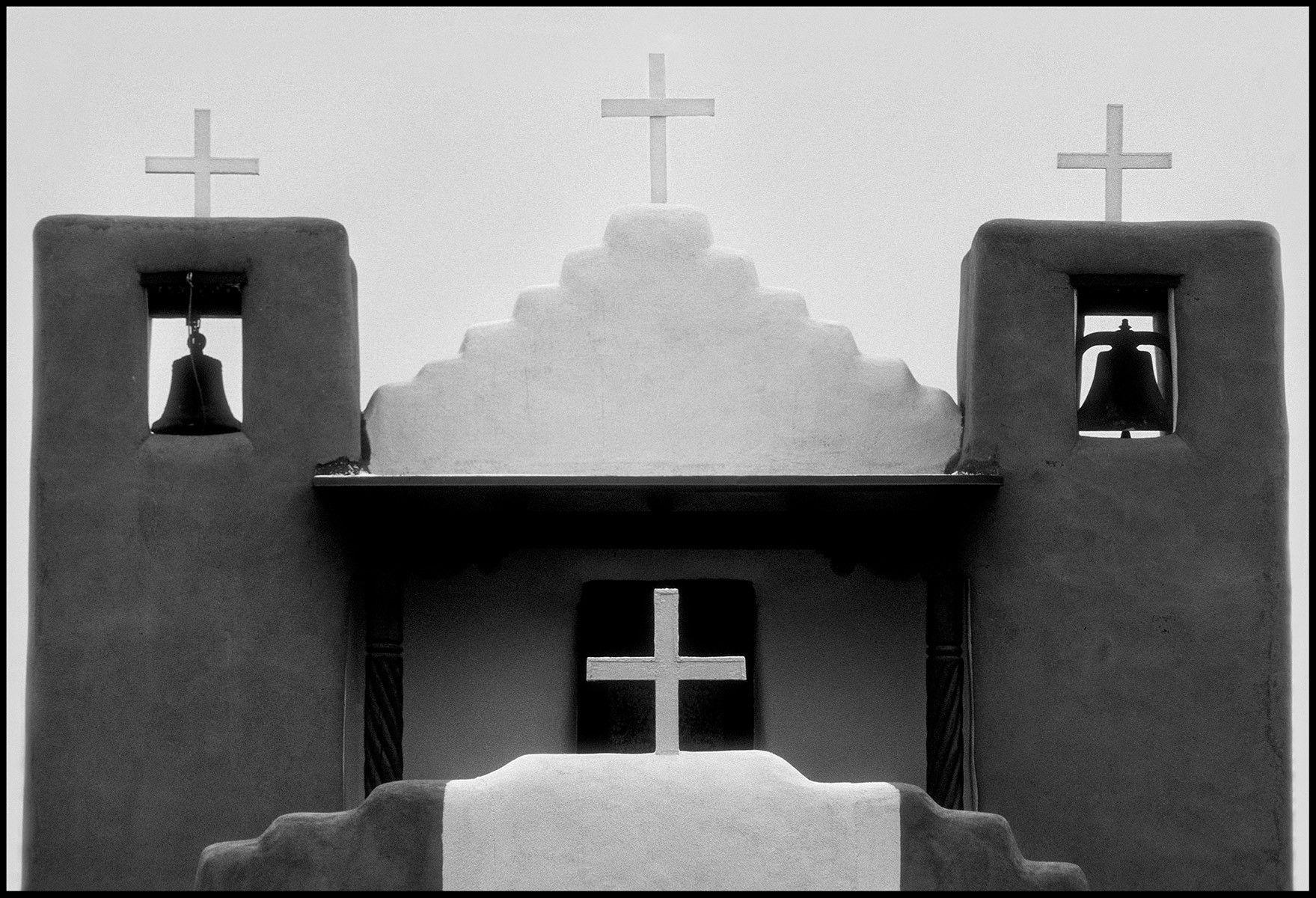Taos Pueble Chapel