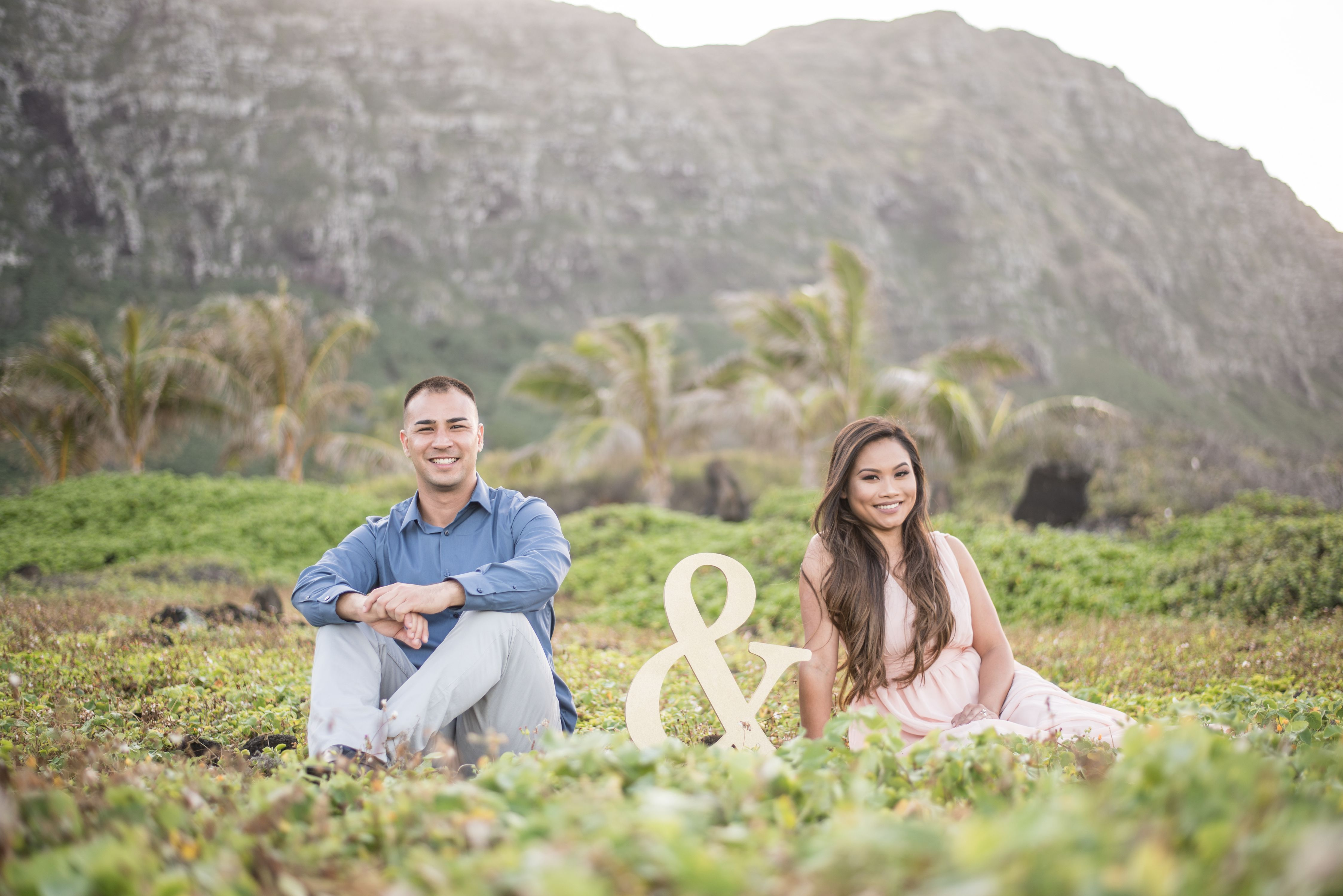Engagement Photography Session Oahu
