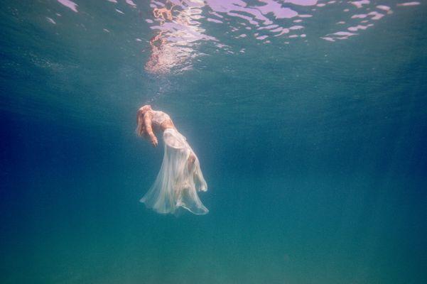Underwater Portraits Photography
