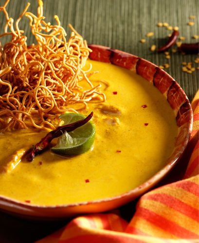 lisa bishop food stylist- chicken curry soup