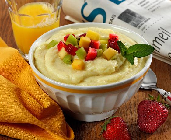 lisa bishop food stylist- fruity cream of wheat