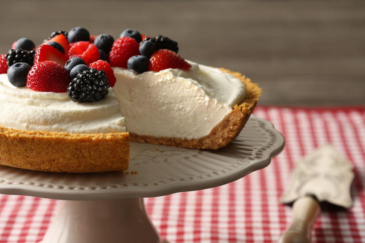 lisa bishop food stylist- St. Anthony's Feast Pie