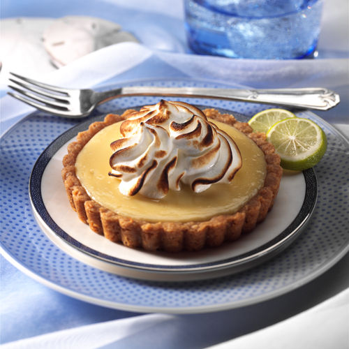 lisa bishop food stylist- coconut macadamia key lime tart