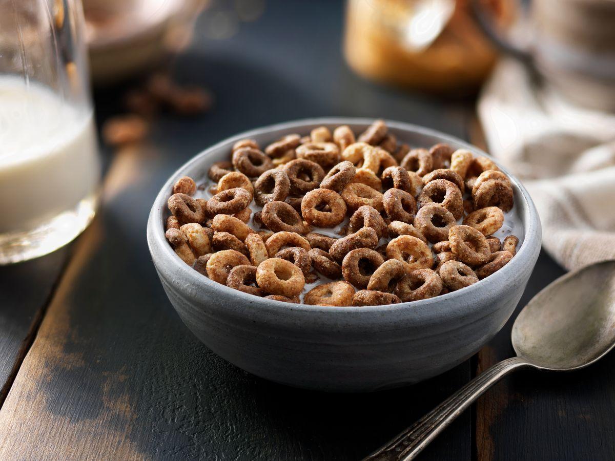 lisa bishop food stylist- cereal