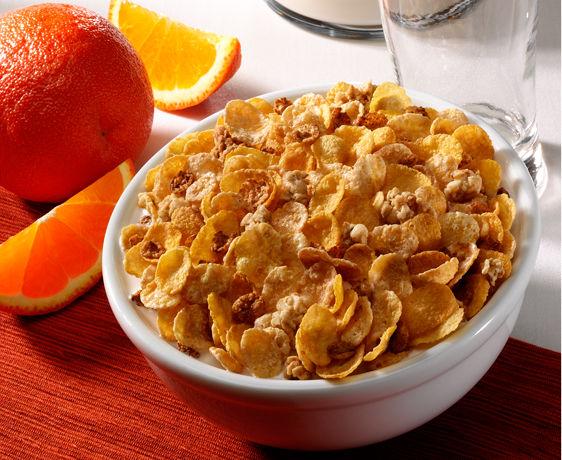 lisa bishop food stylist- almond crunch cereal