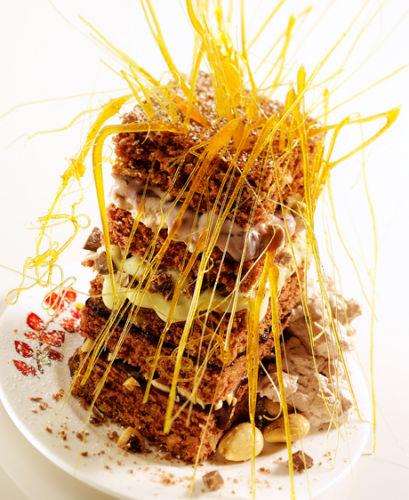 lisa bishop food stylist- cake explosion