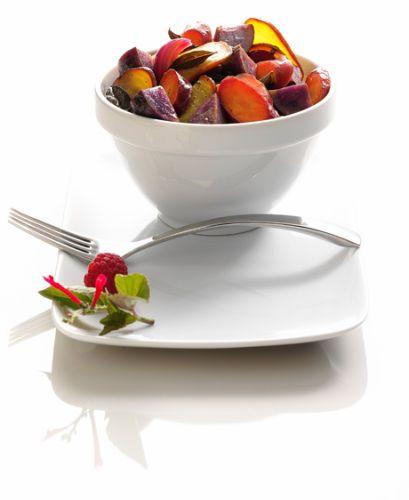 lisa bishop food stylist- roasted veggies