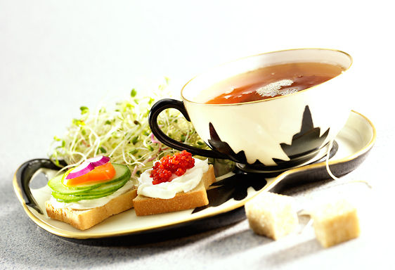 lisa bishop food stylist- tea time