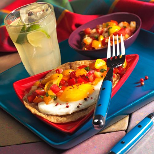 lisa bishop food stylist- huevos rancheros picante
