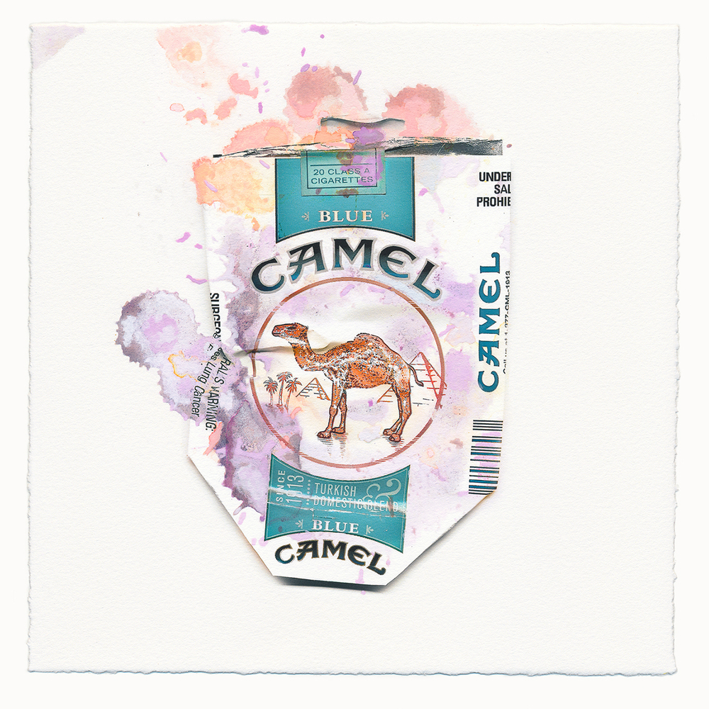 A Beautiful Mess: Camel Spill