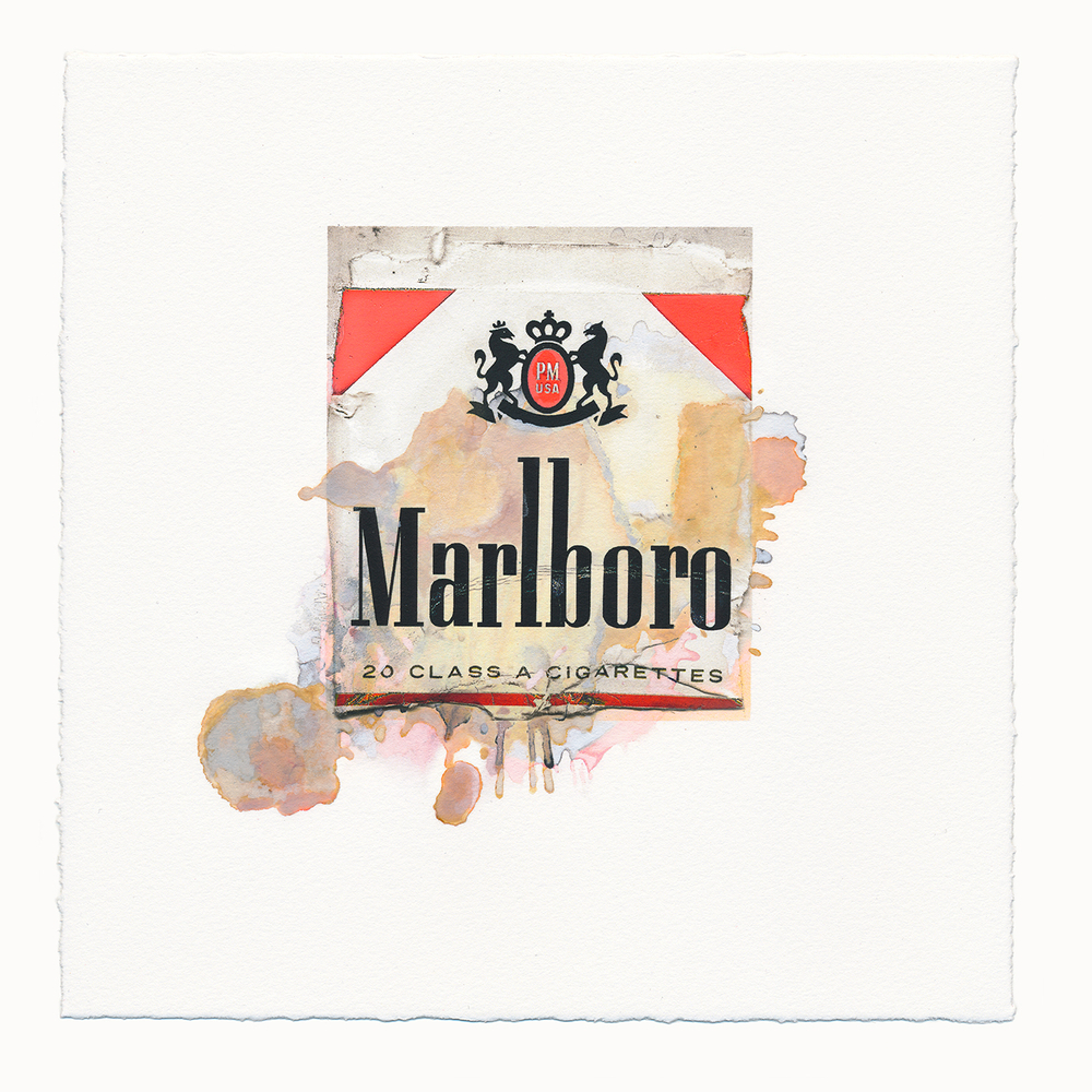 A Beautiful Mess: Marlboro Spill