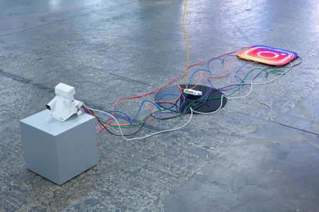The Photographic Moment of Transition: Installation View