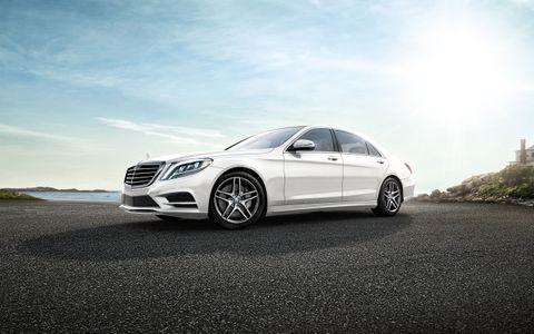 Mercedes-S-CLASS-SEDAN