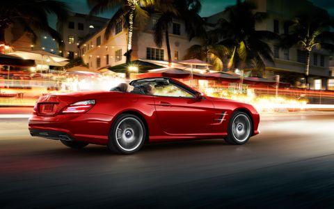 Mercedes-SL-Class-Roadster