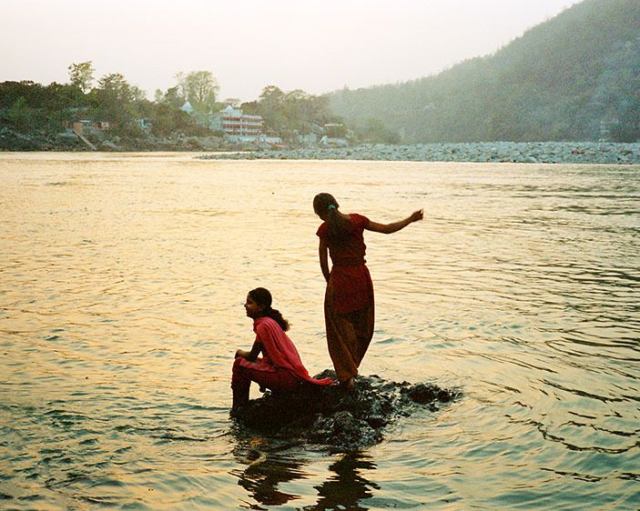 Untitled Ganges (2012)