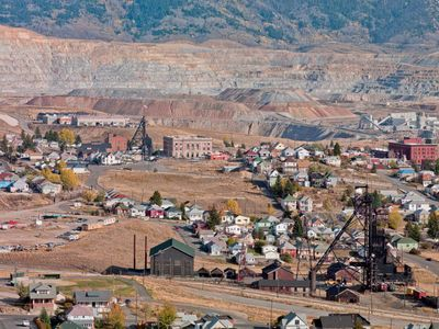 Butte, Montana, The Richest Hill on Earth