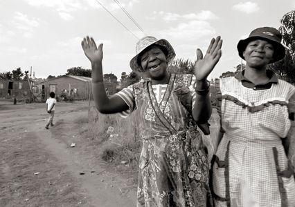 Black & White Africa