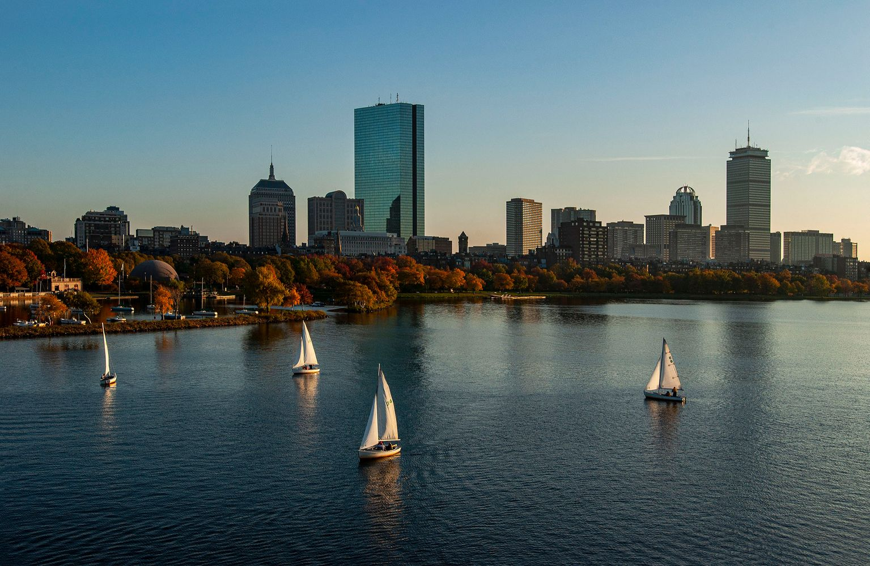 Boston in the Autumn