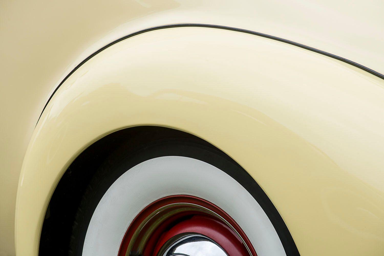1938 Packard Opera Coup