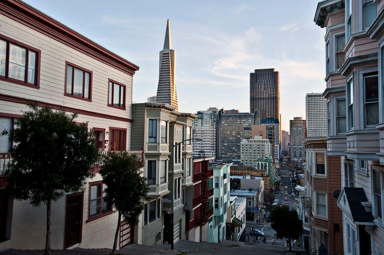 Telegraph Hill, San Francisco, CA