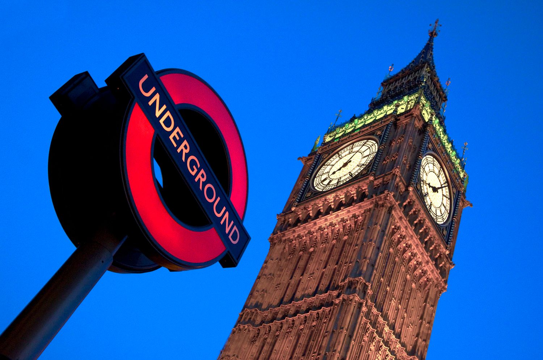 Westminster Underground Stop