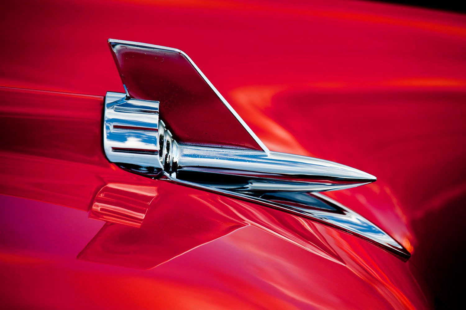 1957 Chevy  Tail Fin