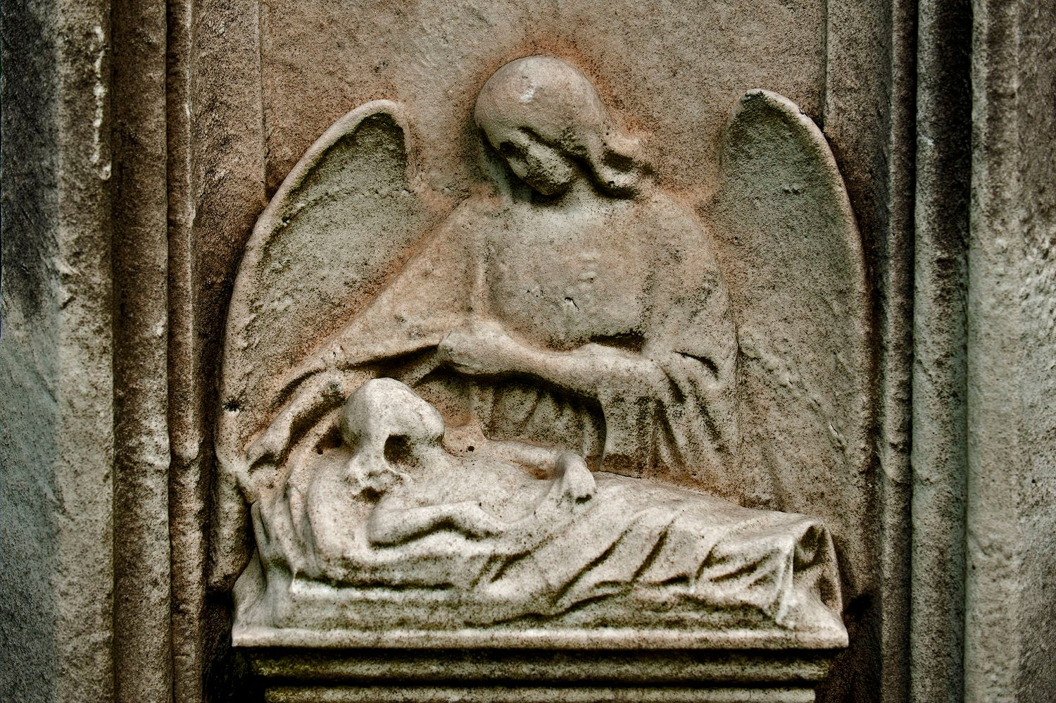 Child with Angel