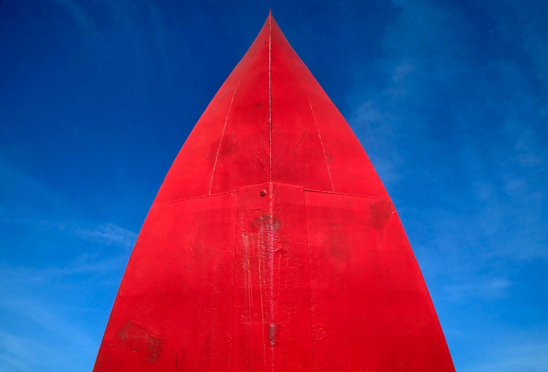 Red Boat Bottom