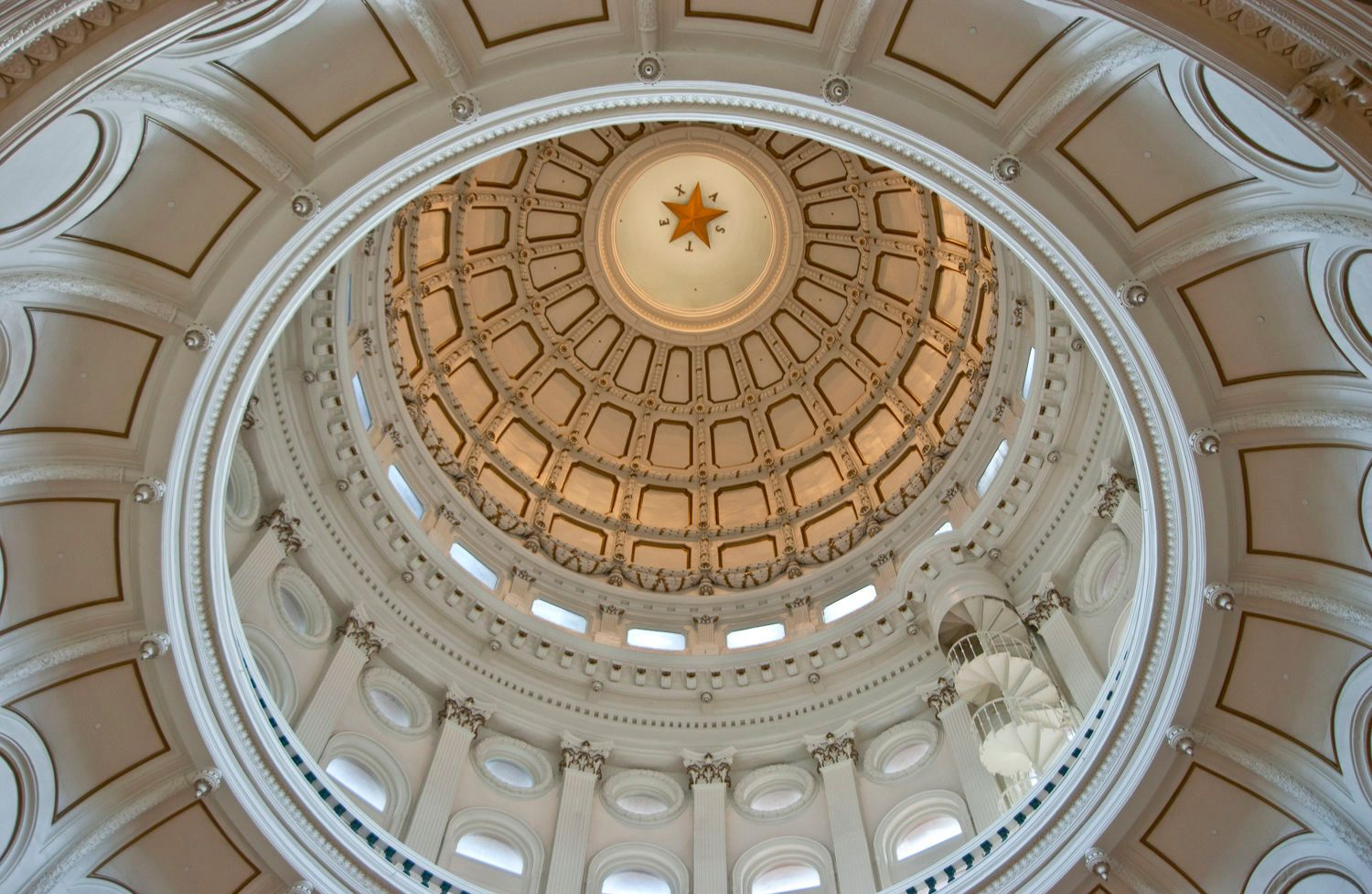 Interior Dome of Texas State House