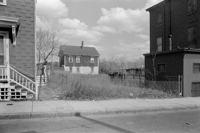 Houses in Jamaica Plain, Boston, MA