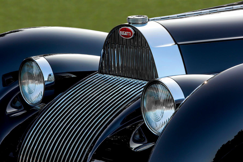 1939 Bugatti Type 57A Aravis