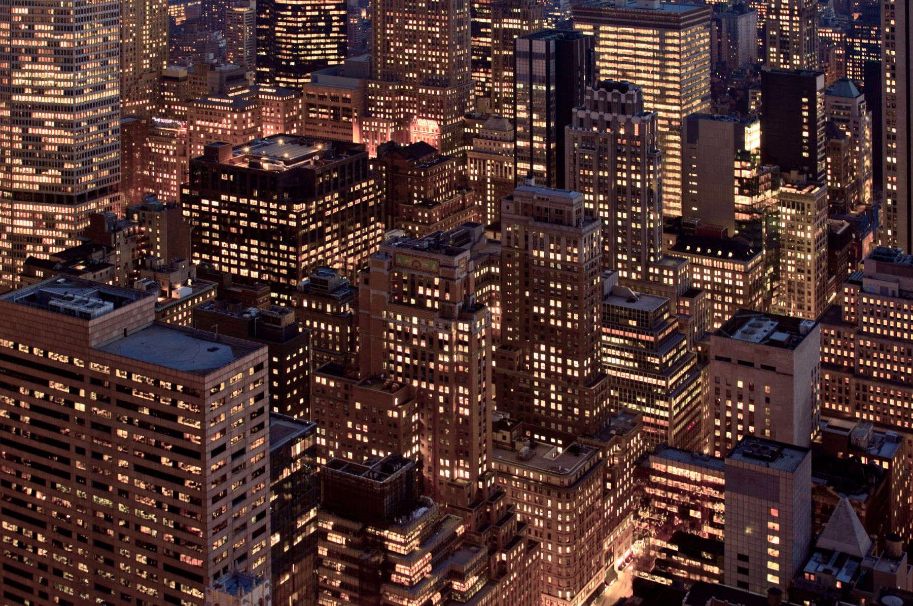 New York City Never Sleeps