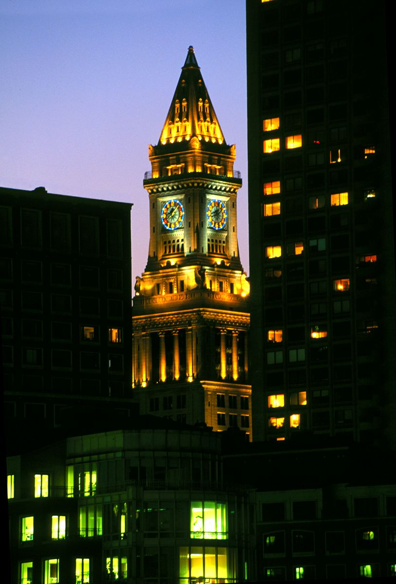 Customs House Tower, Boston, MA