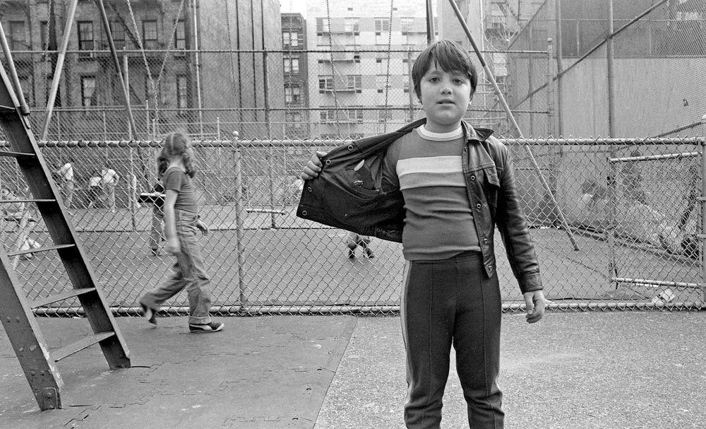 1970's Street Photography B+W
