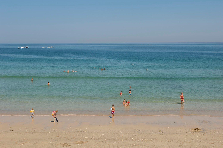 Beach, Île de Ré, France