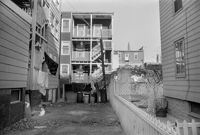 Triple Decker Housing