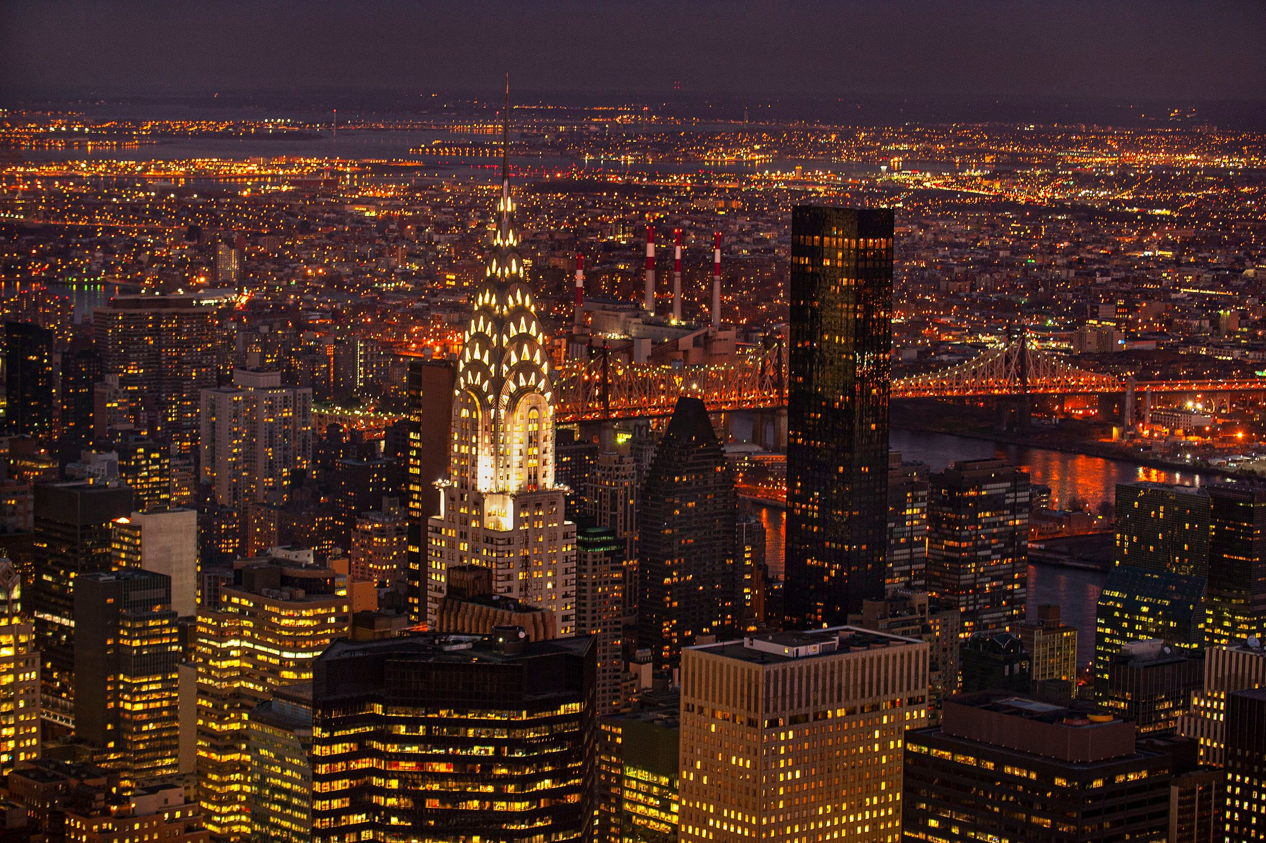 New York City After Dark