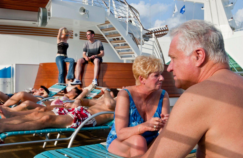 Cruise Ship Voyage