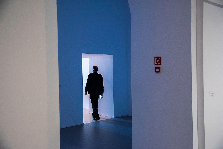 Interior passage way